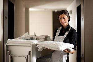 Udlejning og vask af sengelinned